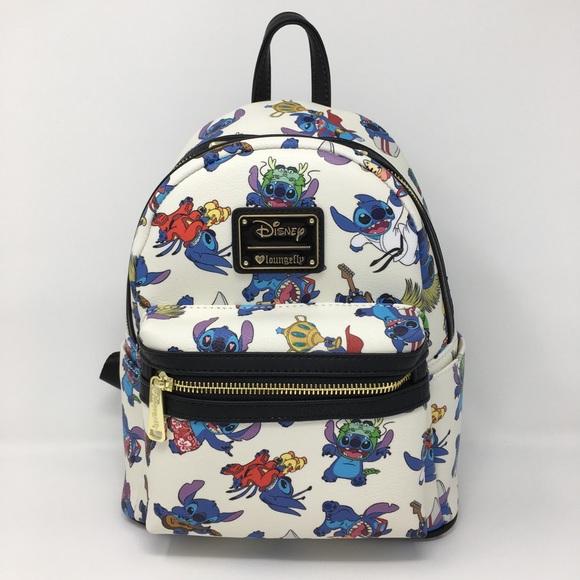 3f10e549f8b Loungefly Disney Lilo   Stitch Mini Backpack